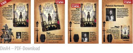 HertweckPatrick - Vita - Maggie und die Stadt der Diebe